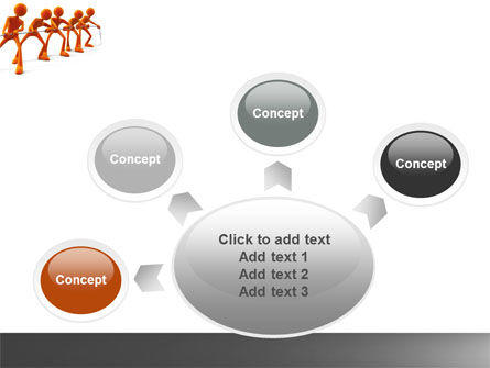Pull PowerPoint Template Slide 7