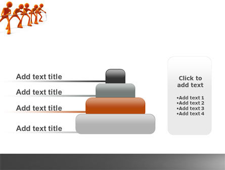 Pull PowerPoint Template Slide 8