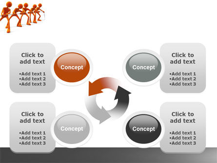 Pull PowerPoint Template Slide 9