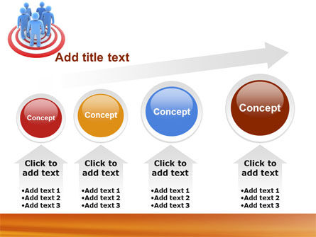 Target Audience PowerPoint Template Slide 13