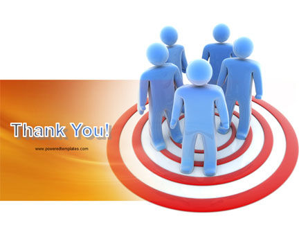 Target Audience PowerPoint Template Slide 20
