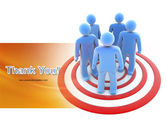 Target Audience PowerPoint Template#20