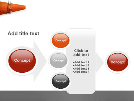 Obstacle PowerPoint Template Slide 17