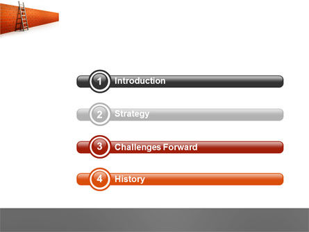 Obstacle PowerPoint Template Slide 3