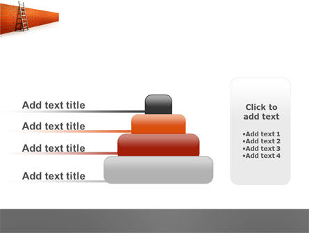 Obstacle PowerPoint Template Slide 8