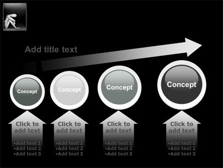 Seclusion PowerPoint Template Slide 13