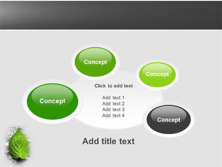 Green Idea PowerPoint Template Slide 16