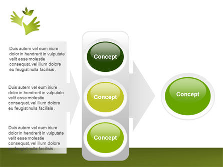 Helping Nature PowerPoint Template Slide 11