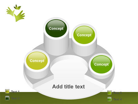 Helping Nature PowerPoint Template Slide 12
