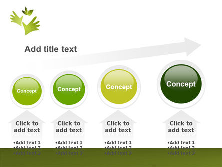 Helping Nature PowerPoint Template Slide 13