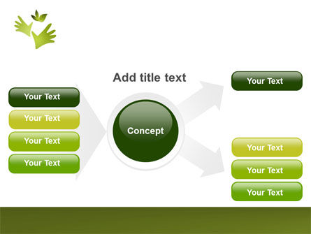 Helping Nature PowerPoint Template Slide 14