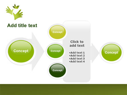 Helping Nature PowerPoint Template Slide 17