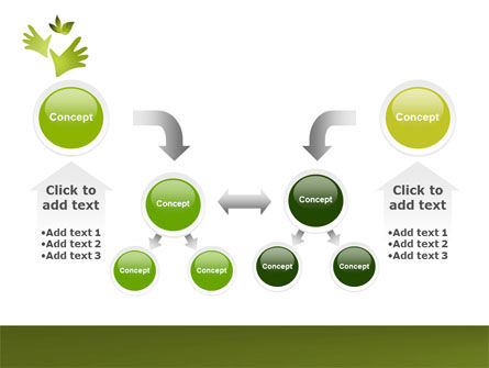 Helping Nature PowerPoint Template Slide 19