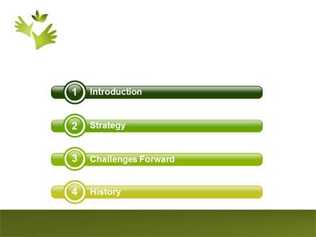 Helping Nature PowerPoint Template Slide 3