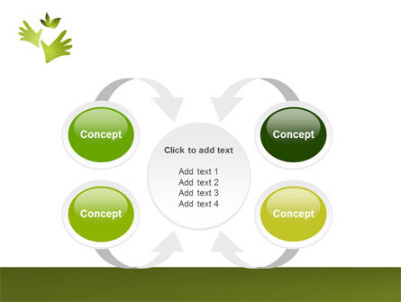 Helping Nature PowerPoint Template Slide 6