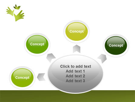 Helping Nature PowerPoint Template Slide 7