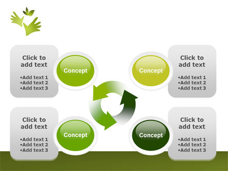 Helping Nature PowerPoint Template Slide 9