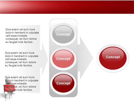 Email Delivery PowerPoint Template Slide 11