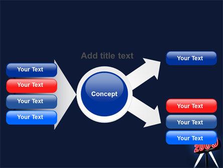 2009 Premiere PowerPoint Template Slide 14