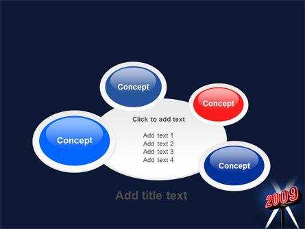 2009 Premiere PowerPoint Template Slide 16