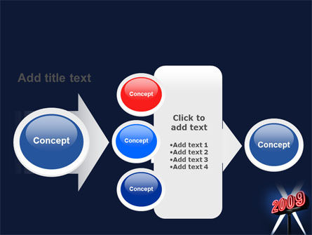 2009 Premiere PowerPoint Template Slide 17