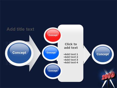2009 Premiere PowerPoint Template Slide 17