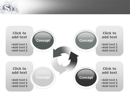 World Hard Currency PowerPoint Template Slide 9