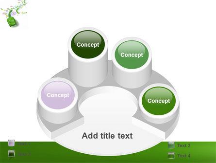 Green Car PowerPoint Template Slide 12