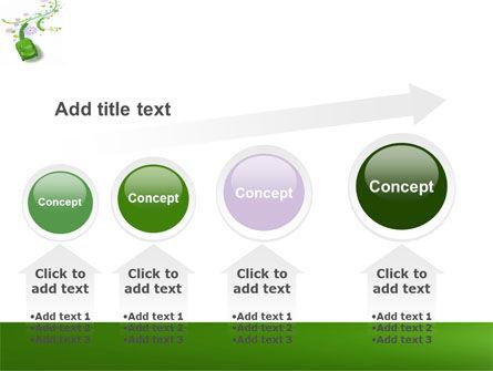 Green Car PowerPoint Template Slide 13