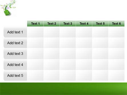 Green Car PowerPoint Template Slide 15