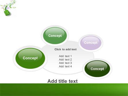 Green Car PowerPoint Template Slide 16