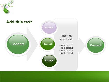 Green Car PowerPoint Template Slide 17