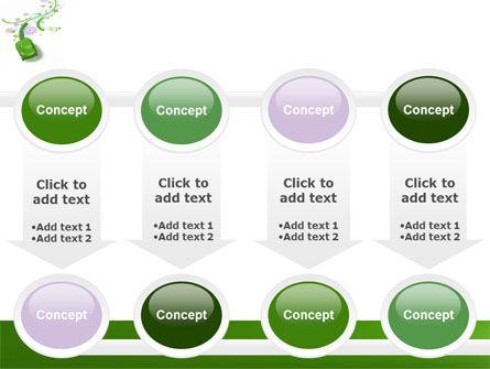 Green Car PowerPoint Template Slide 18