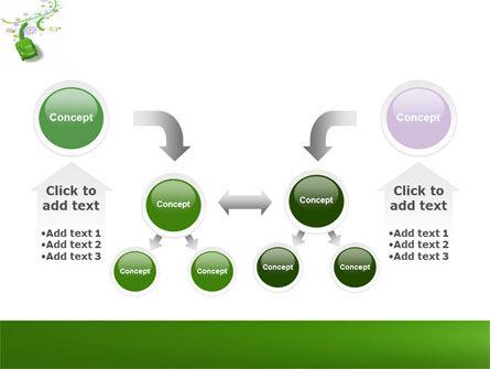 Green Car PowerPoint Template Slide 19