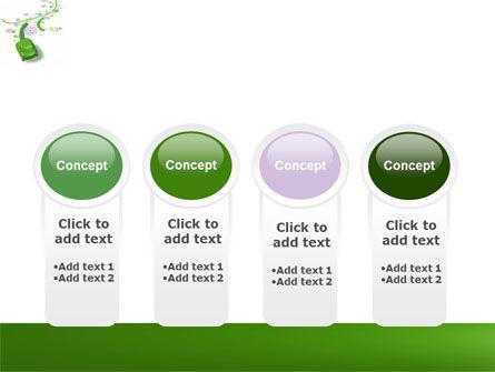 Green Car PowerPoint Template Slide 5