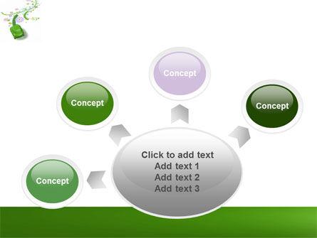 Green Car PowerPoint Template Slide 7