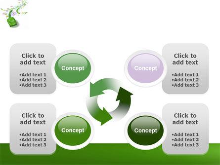 Green Car PowerPoint Template Slide 9