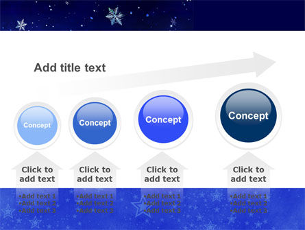 Free Happy Christmas Theme PowerPoint Template Slide 13