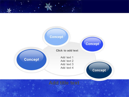 Free Happy Christmas Theme PowerPoint Template Slide 16