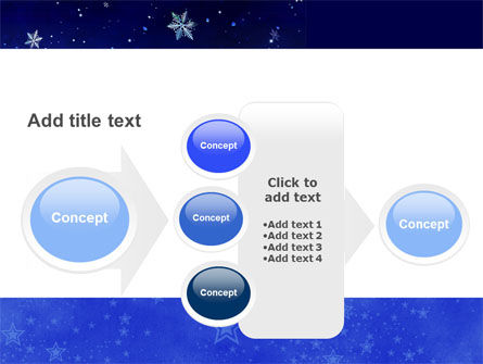 Free Happy Christmas Theme PowerPoint Template Slide 17