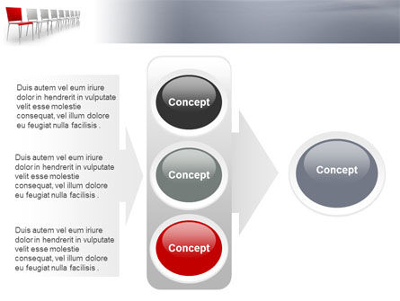 Distinguishing PowerPoint Template Slide 11
