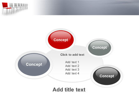 Distinguishing PowerPoint Template Slide 16