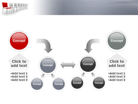 Distinguishing PowerPoint Template Slide 19
