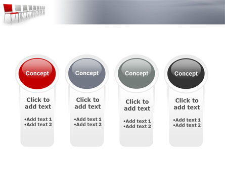 Distinguishing PowerPoint Template Slide 5