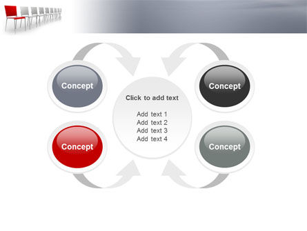 Distinguishing PowerPoint Template Slide 6