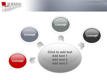 Distinguishing PowerPoint Template Slide 7