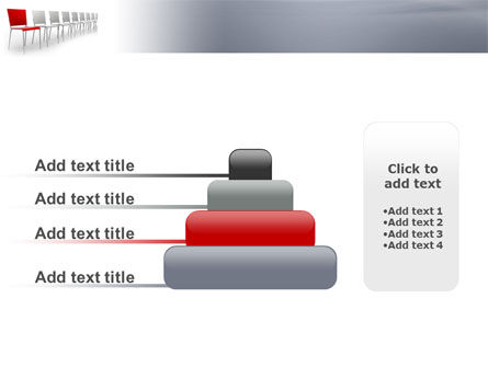 Distinguishing PowerPoint Template Slide 8