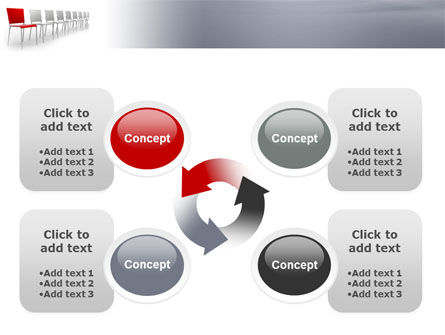 Distinguishing PowerPoint Template Slide 9