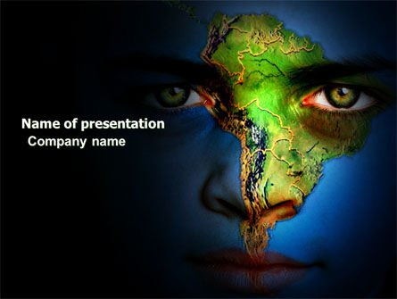 South america powerpoint template backgrounds 04210 south america powerpoint template 04210 global poweredtemplate toneelgroepblik Images