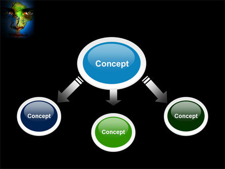South America PowerPoint Template Slide 4